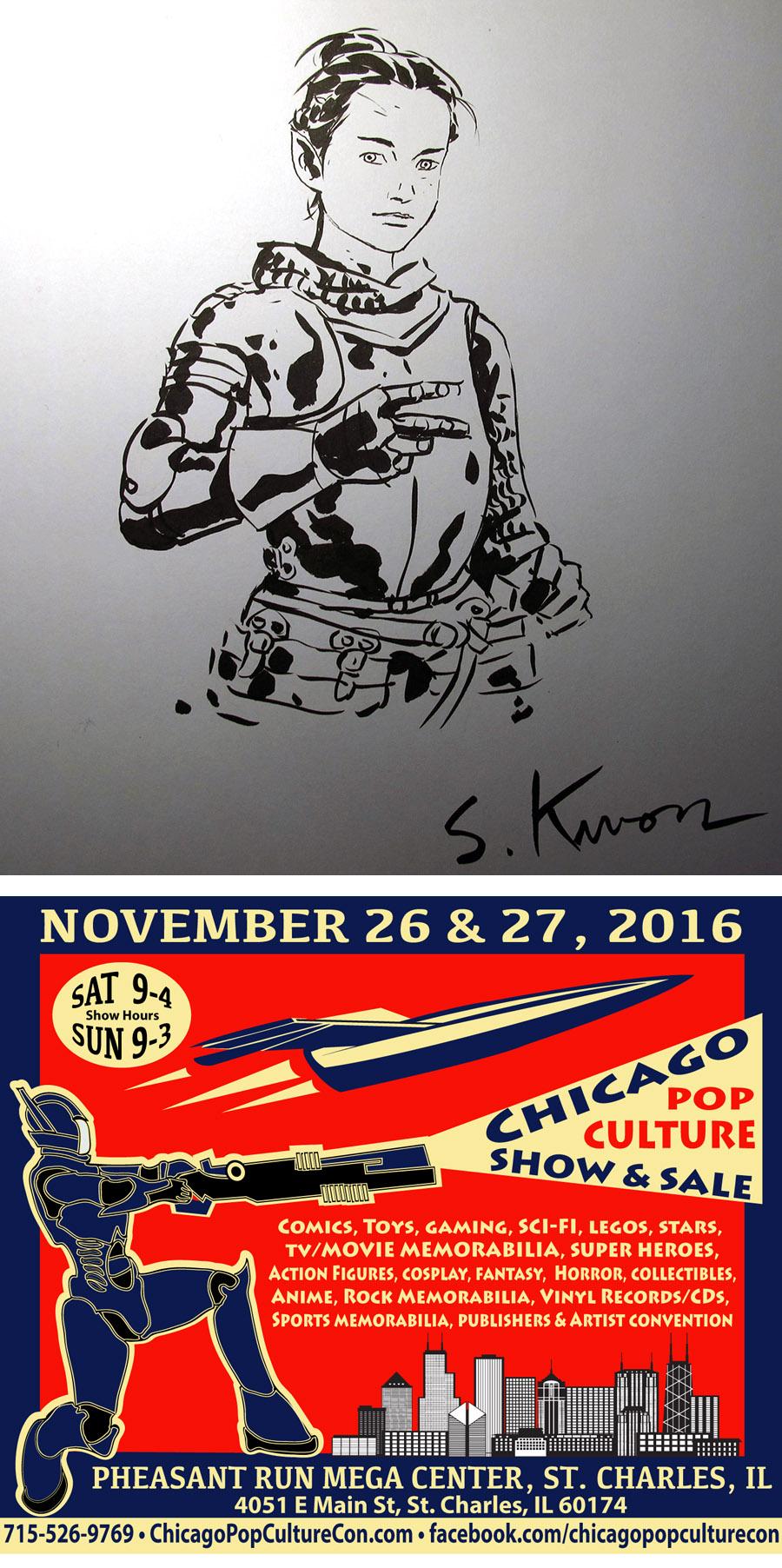 Chicago Pop Culture Con