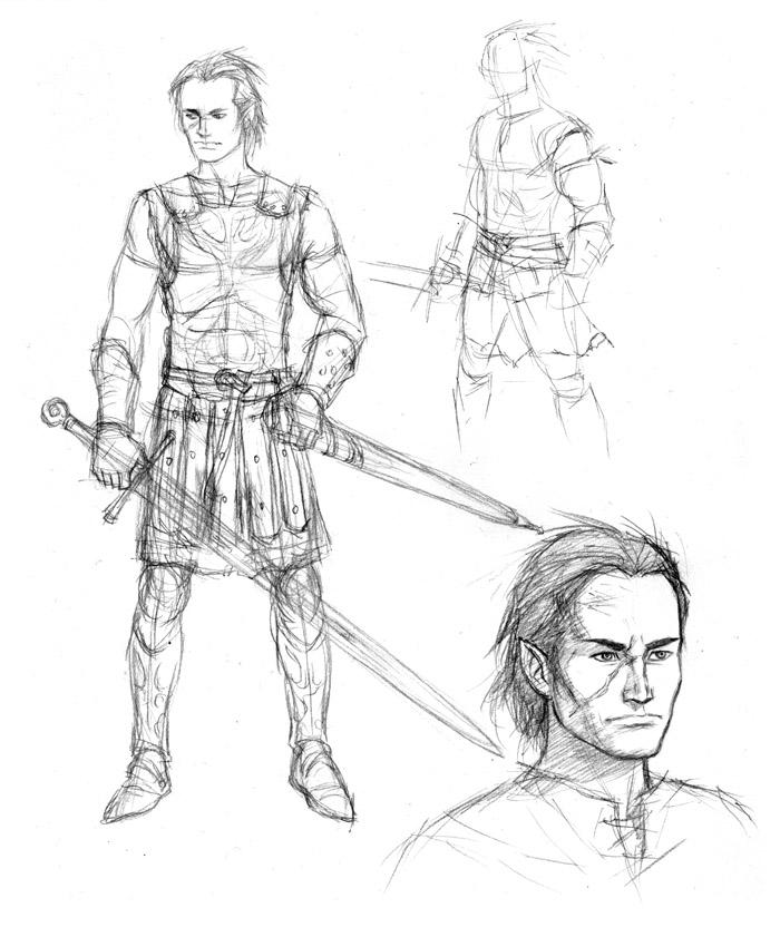 Erathdor Sketches